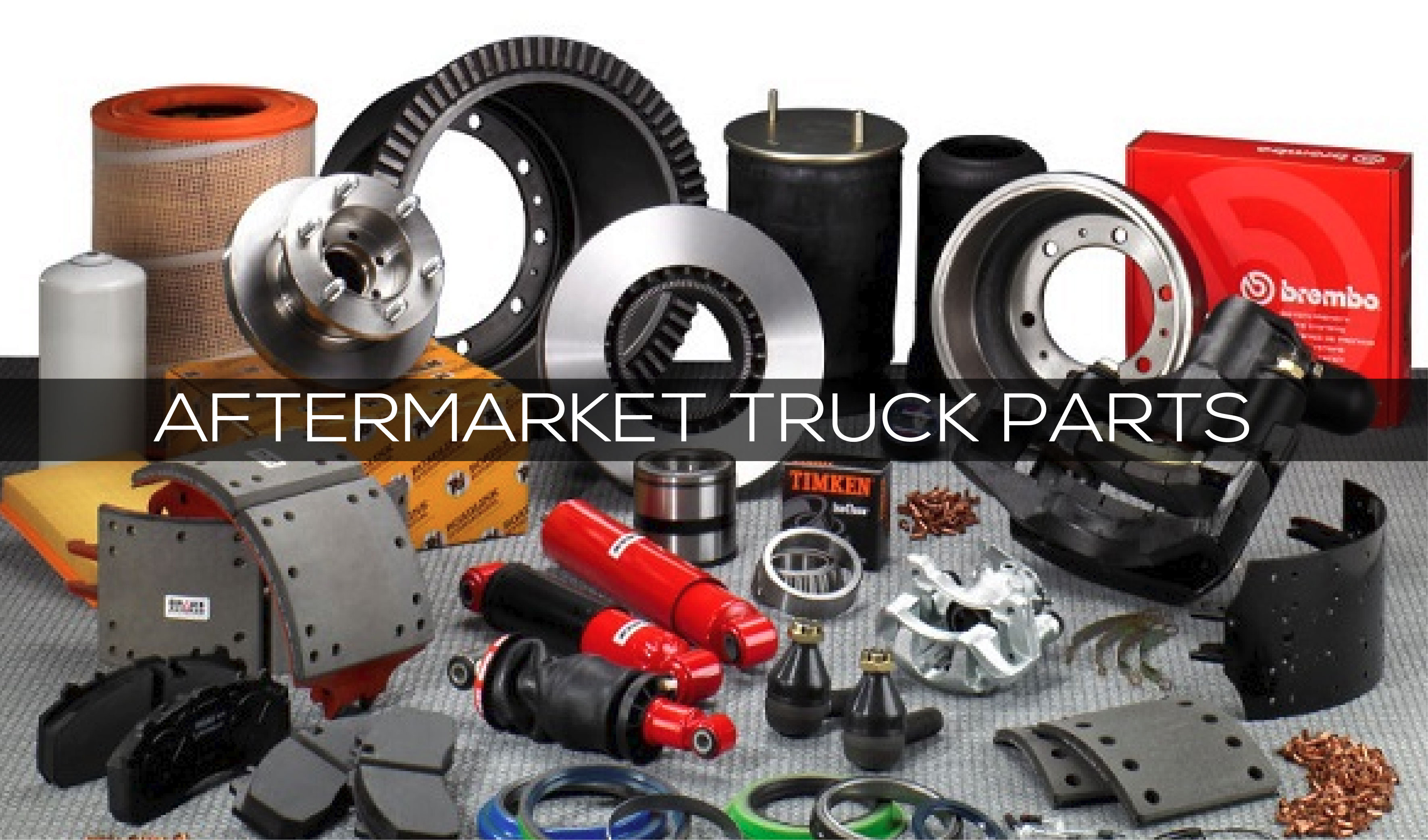 Why Demand for Aftermarket Truck Parts Is Increasing