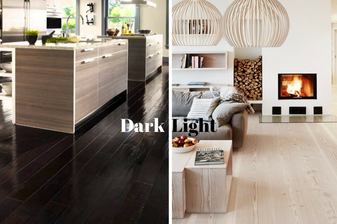Dark Vs Light floorboards – which is better?