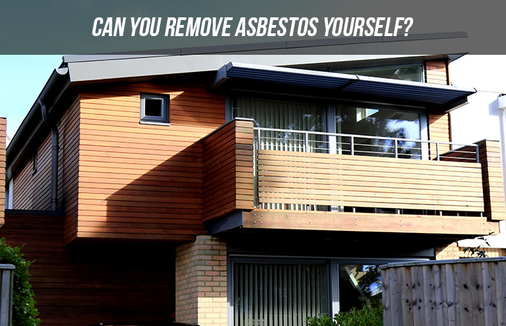 Can You Remove Asbestos Yourself?