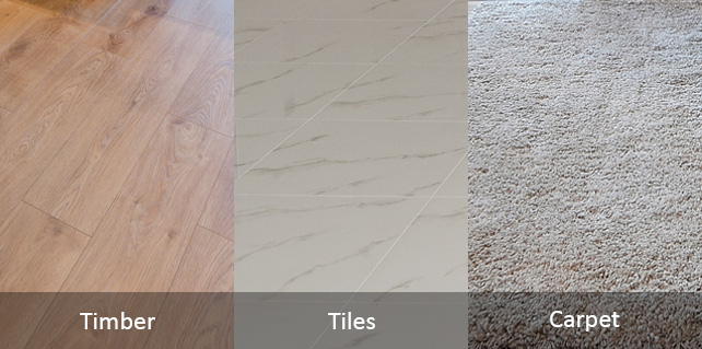 Why timber floors are better than tiles.