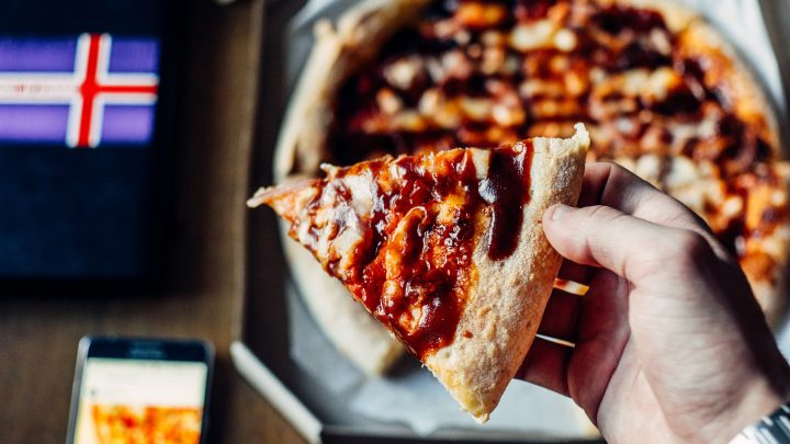 Some lighter pizza toppings to try