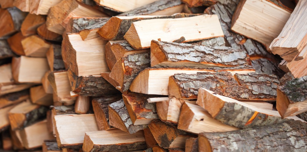 TIPS FOR KEEPING YOUR FIREWOOD STASH DRY AND CLEAN