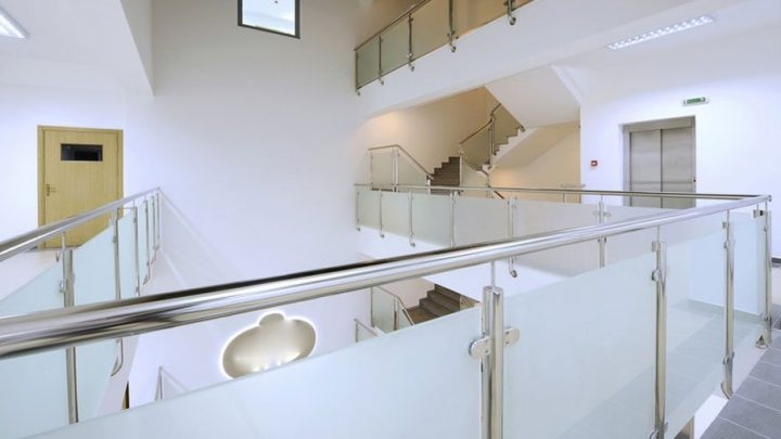 Why glass balustrades work so well on balconies