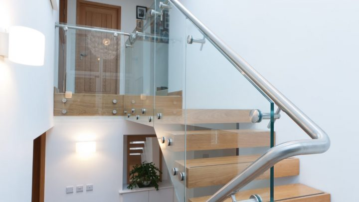 Why I Love the Look of Glass Balustrades