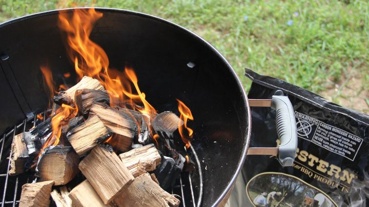 Why Australians prefer hardwood for cooking